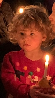 Christingle service - cancelled