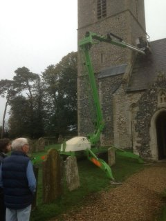 Around the Benefice - November News